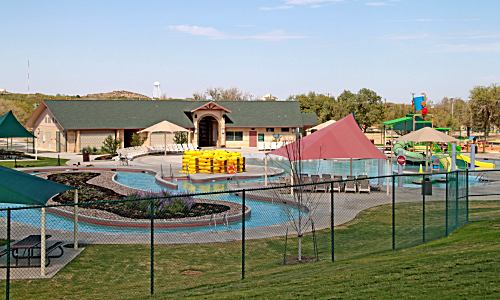 Big spring historic sites and area attractions - Spring hill recreation center swimming pool ...